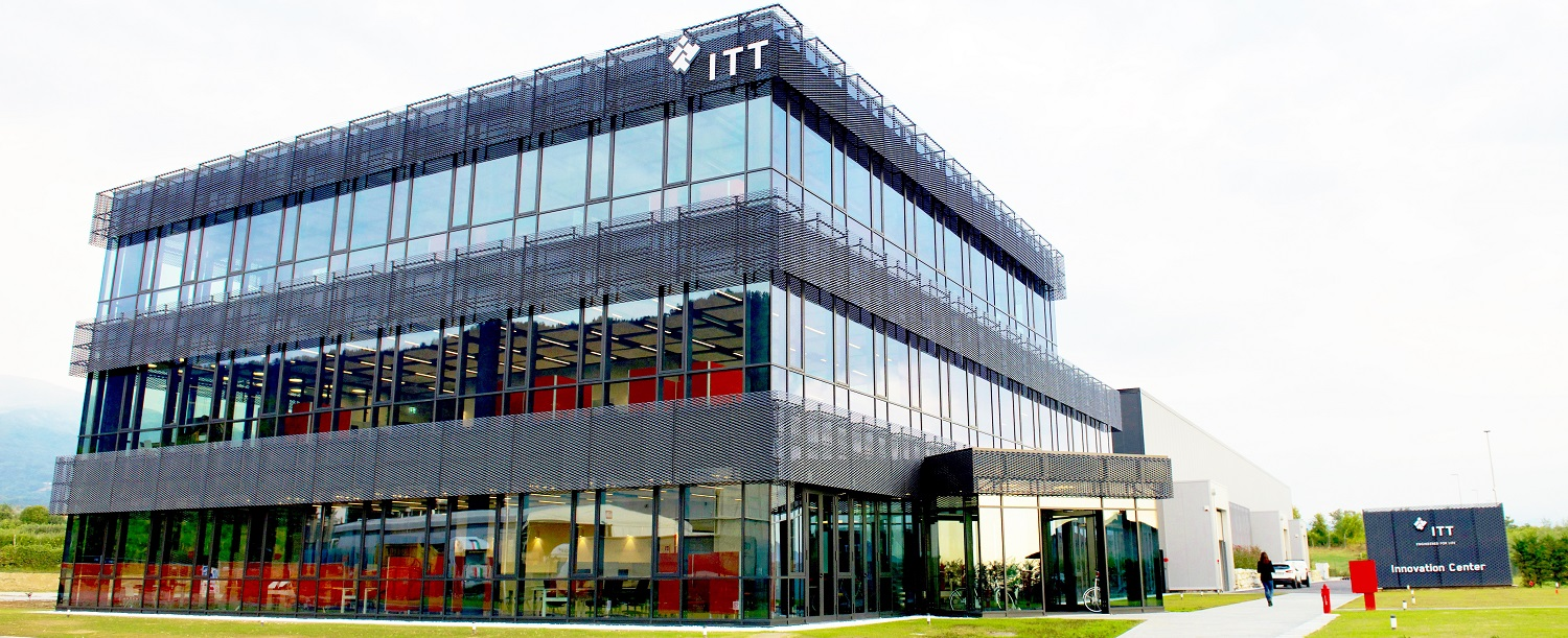 Chamber Chooses ITT's Innovation Center in Italy as a Top 10 Investment