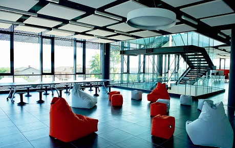 ITT Innovation Center interior